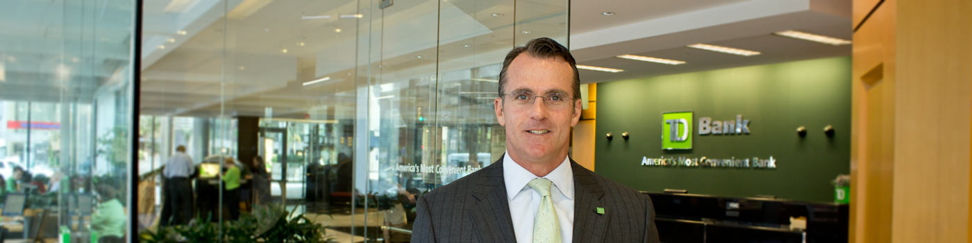 Ron Matthew, TD Bank – Discover the value of membership here »
