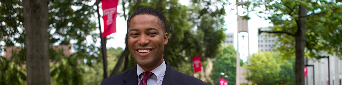 Kenneth E. Lawrence, Jr., Temple University: Discover the value of membership here »