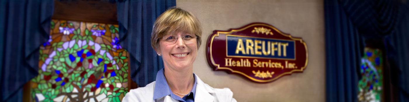 Jeannine L. Stuart, PhD, AREUFIT Health Services, Inc.: Discover the value of membership here »