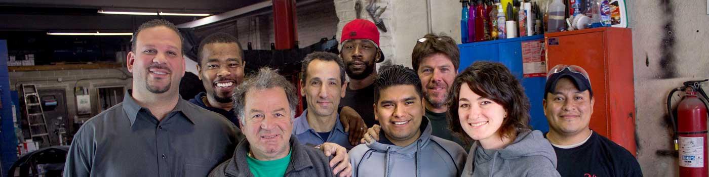 Domenic Nigro, Nigro's Auto Body: Discover the value of membership here »