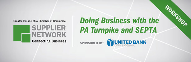Doing Business with the PA Turnpike and SEPTA