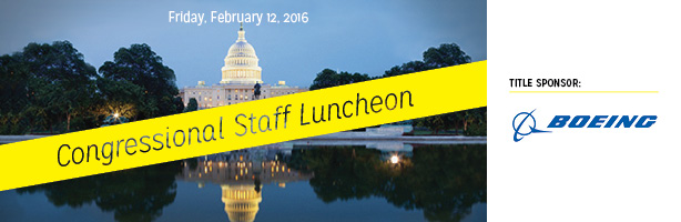 Congressional Staff Luncheon