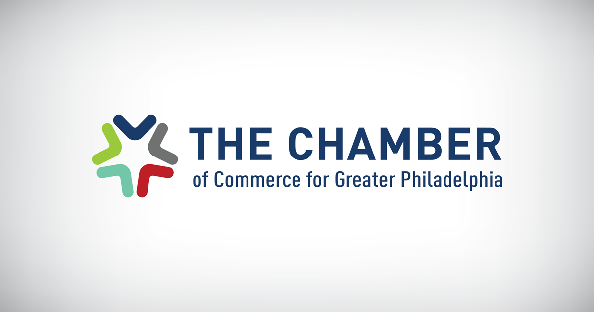 The chamber of commerce for greater philadelphia small for Chamber of commerce