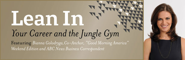Lean In: Your Career and the Jungle Gym