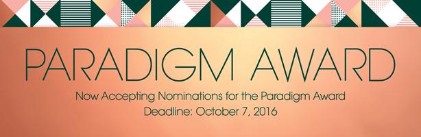 Paradigm Nominations