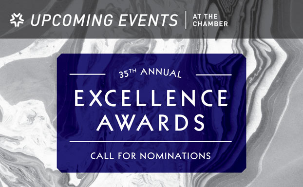 The Chamber of Commerce for Greater Philadelphia | Upcoming Events: Nomination deadline extended for the Excellence Awards and more