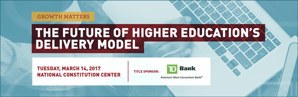 Growth Matters: The Future of Higher Education's Delivery Model