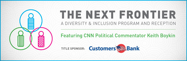 The Next Frontier: A Diversity & Inclusion Program and Reception