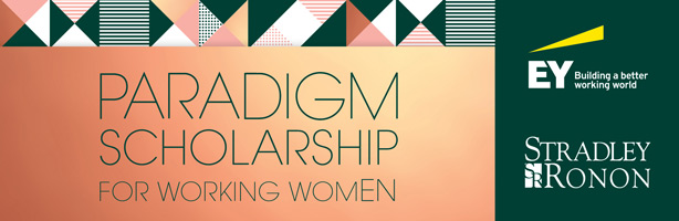 Paradigm Scholarship for Working Women
